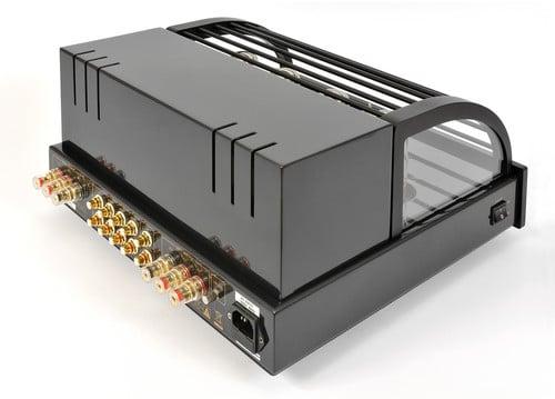 Prima Luna Integrated Amplifier Back