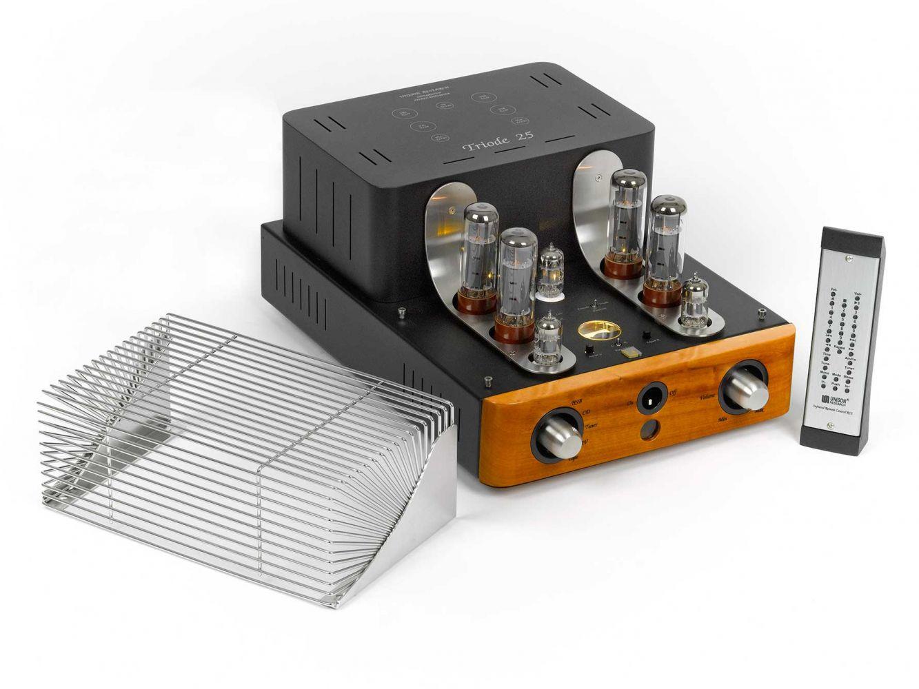 Unison Research Triode 25 valve Amplifier