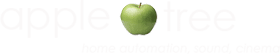 Apple Tree Home Automation, Sound, Cinema Logo
